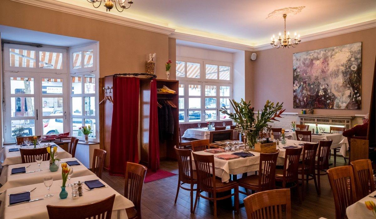 Tolle Restaurant Empfangsvorlage Zeitgenössisch ...